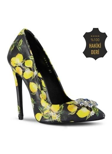 Marjin Ayakkabı Sarı